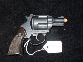 NICHOLS DETECTIVE 250 CAP GUN