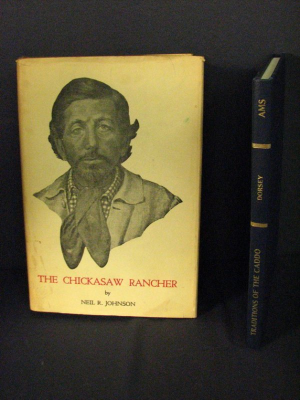 759: THE CHICKASAW RANCHER AND TRADITIONS OF THE CADDO