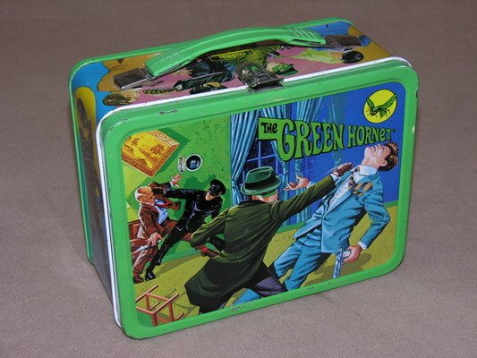 547: 1967 GREEN HORNET GREEWAY LUNCH BOX AND THERMOS - 3