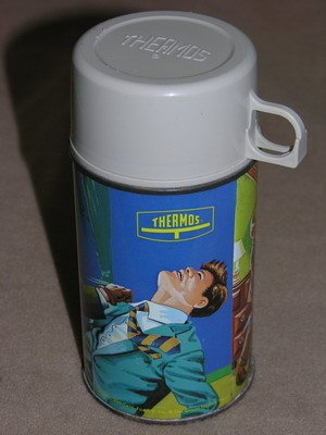 547: 1967 GREEN HORNET GREEWAY LUNCH BOX AND THERMOS - 5