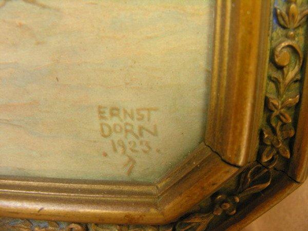 273: ERNST DORN 1923 PRINT IN FRAME - 3