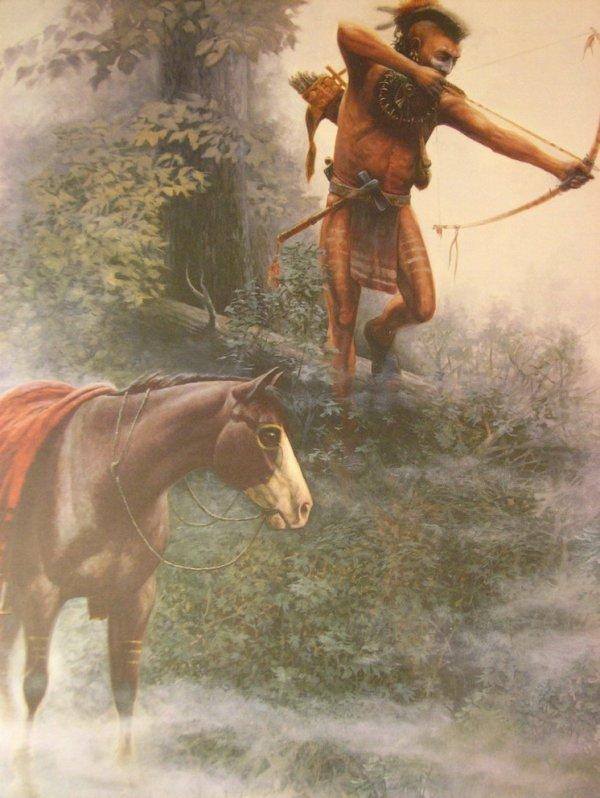 19: CHUCK DE HAAN  FOGGY MORNING MYSTERY
