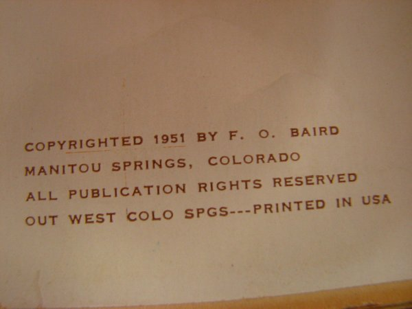 124: BOOK LEATHER SECRETS F. O. BAIRD - 4