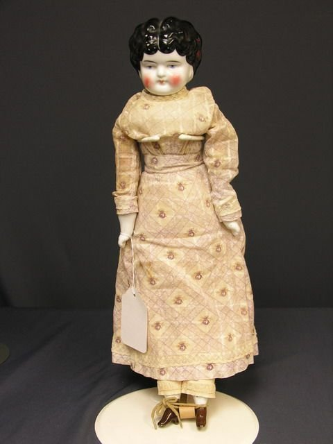 806: 21 inch COMMON CHINA DOLL