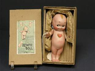 ALL BISQUE KEWPIE O'Neill In original box