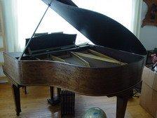 679: HEINTZMAN & CO Grand PIANO  CANADA  - 2