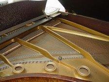 679: HEINTZMAN & CO Grand PIANO  CANADA  - 3