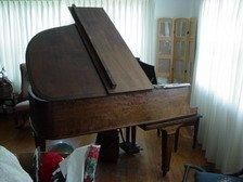 679: HEINTZMAN & CO Grand PIANO  CANADA  - 7