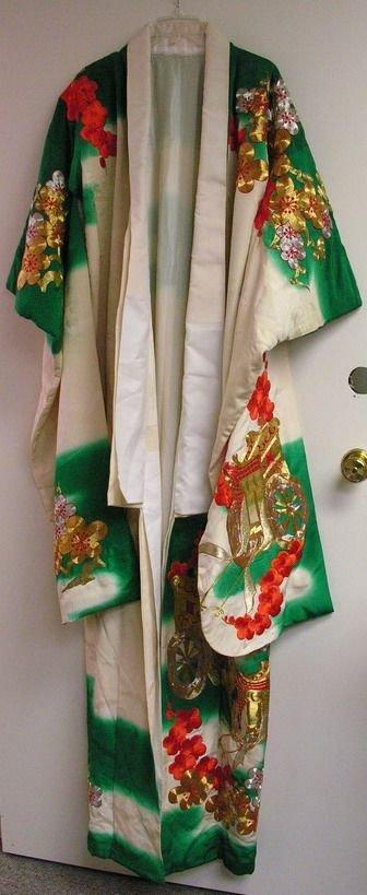 578: JAPANESE KIMONO