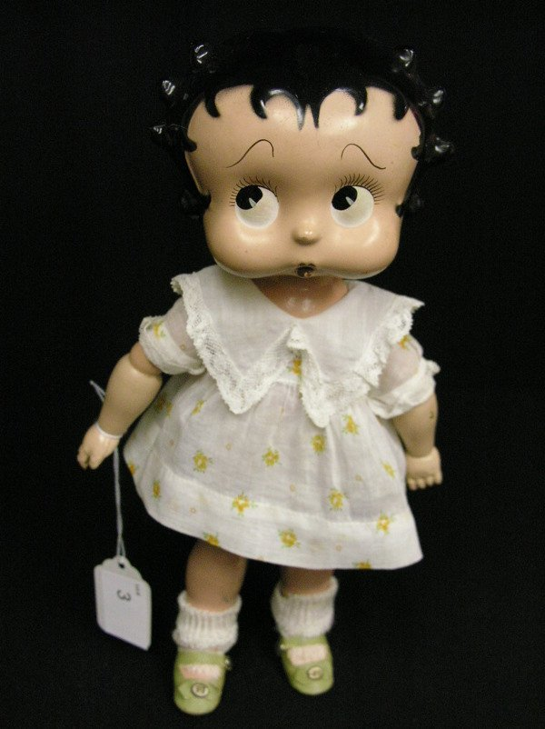 Betty boop doll by cameo 3 betty boop doll by cameo geotapseo Image collections