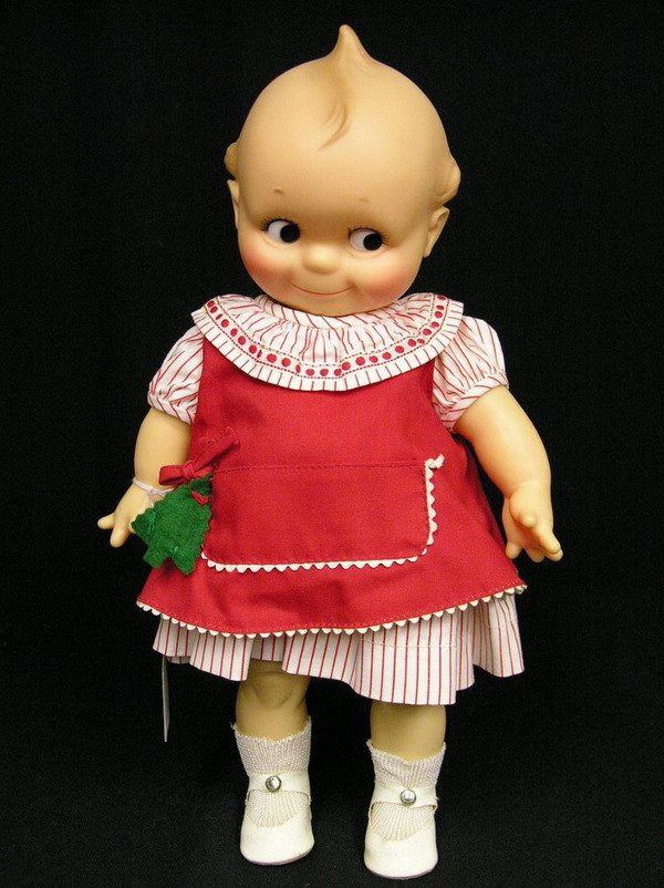 4: KEWPIE DOLL BY CAMEO