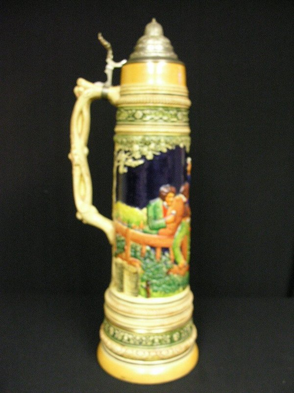 16: 5 LITER GERMAN BEER STEIN