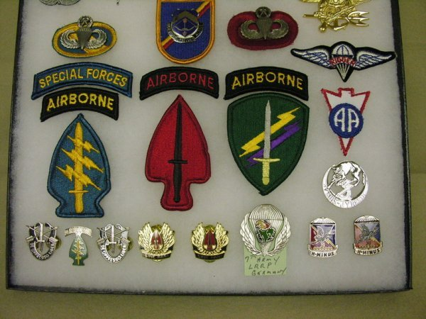 7: U.S. AND FOREIGN AIRBORNE INSIGNIAS