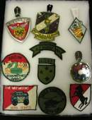 577 US MILITARY ARMY INSIGNIA PATCHES VIETNAM ERA