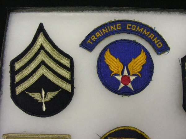 599: WWII US ARMY AIR FORCE INSIGNIA PATCHES - 5