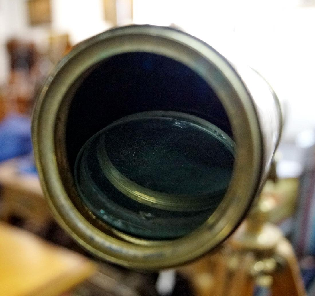 19TH C. ENGLISH TELESCOPE - 3
