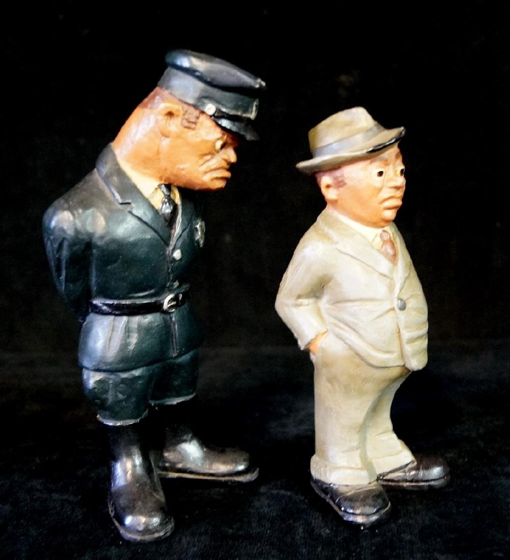 2 RITTGERS FIGURES OFFICER & DETECTIVE - 2
