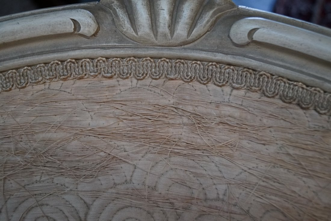 LOUIS XV STYLE CHAISE - 3