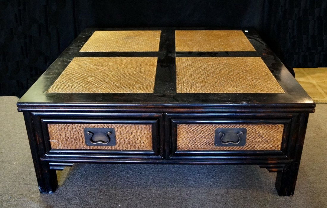 ORIENTAL STYLE LOW TABLE