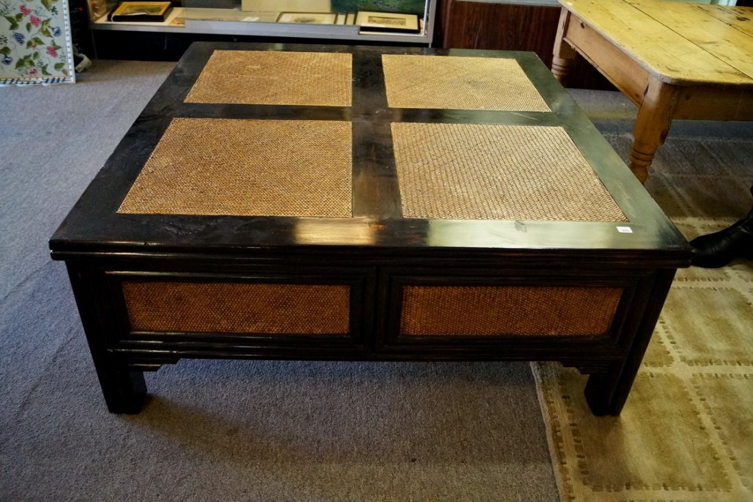 ORIENTAL STYLE LOW TABLE - 5