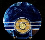 SPARTON BLUE BIRD RADIO
