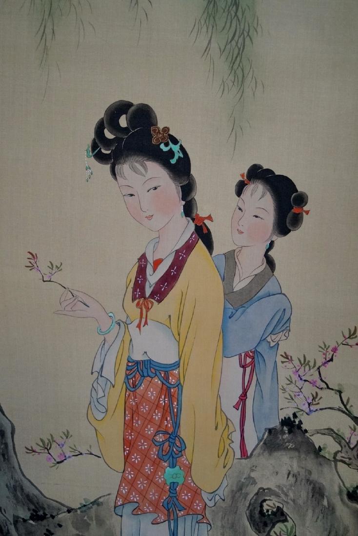 CHINESE SCROLL - 3