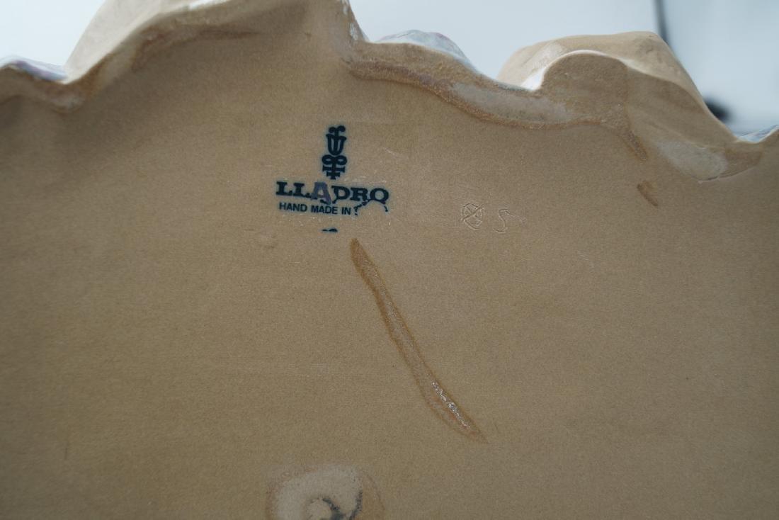 "LLADRO #D102009 BOY WITH GOAT 14.5X13.5"" - 5"