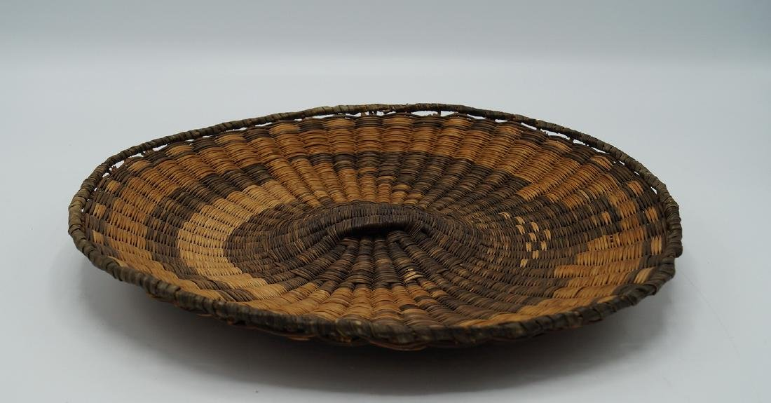 2 NATIVE AMERICAN BASKETS - 3