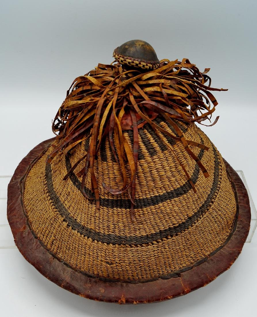 NATIVE AMERICAN HAT - 2