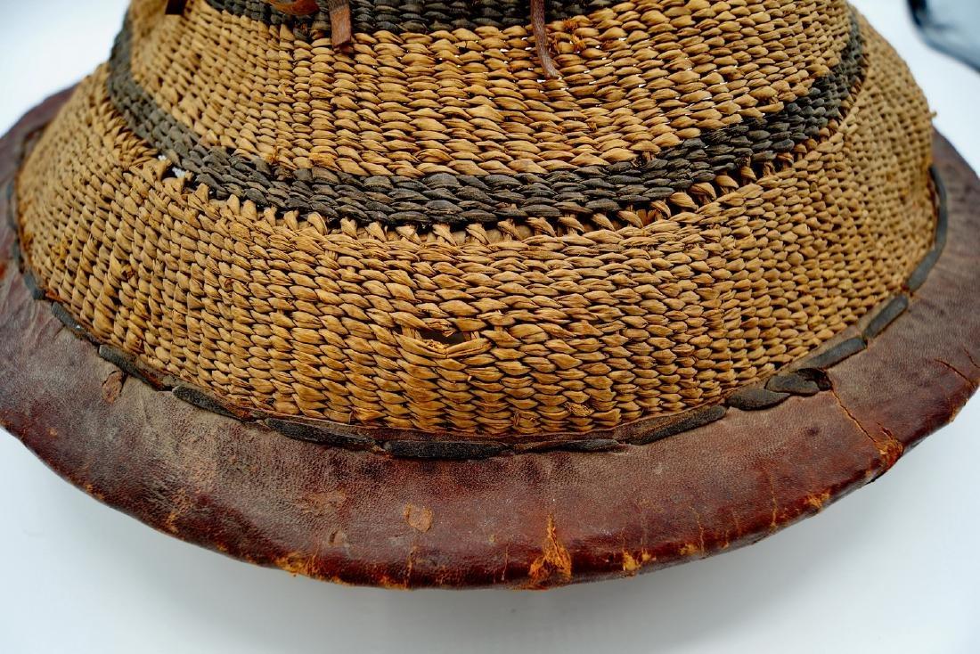 NATIVE AMERICAN HAT - 3