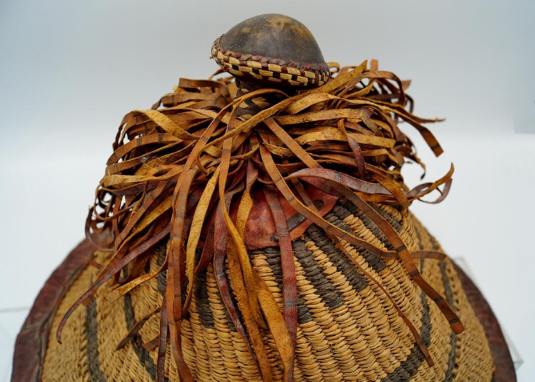 NATIVE AMERICAN HAT - 4