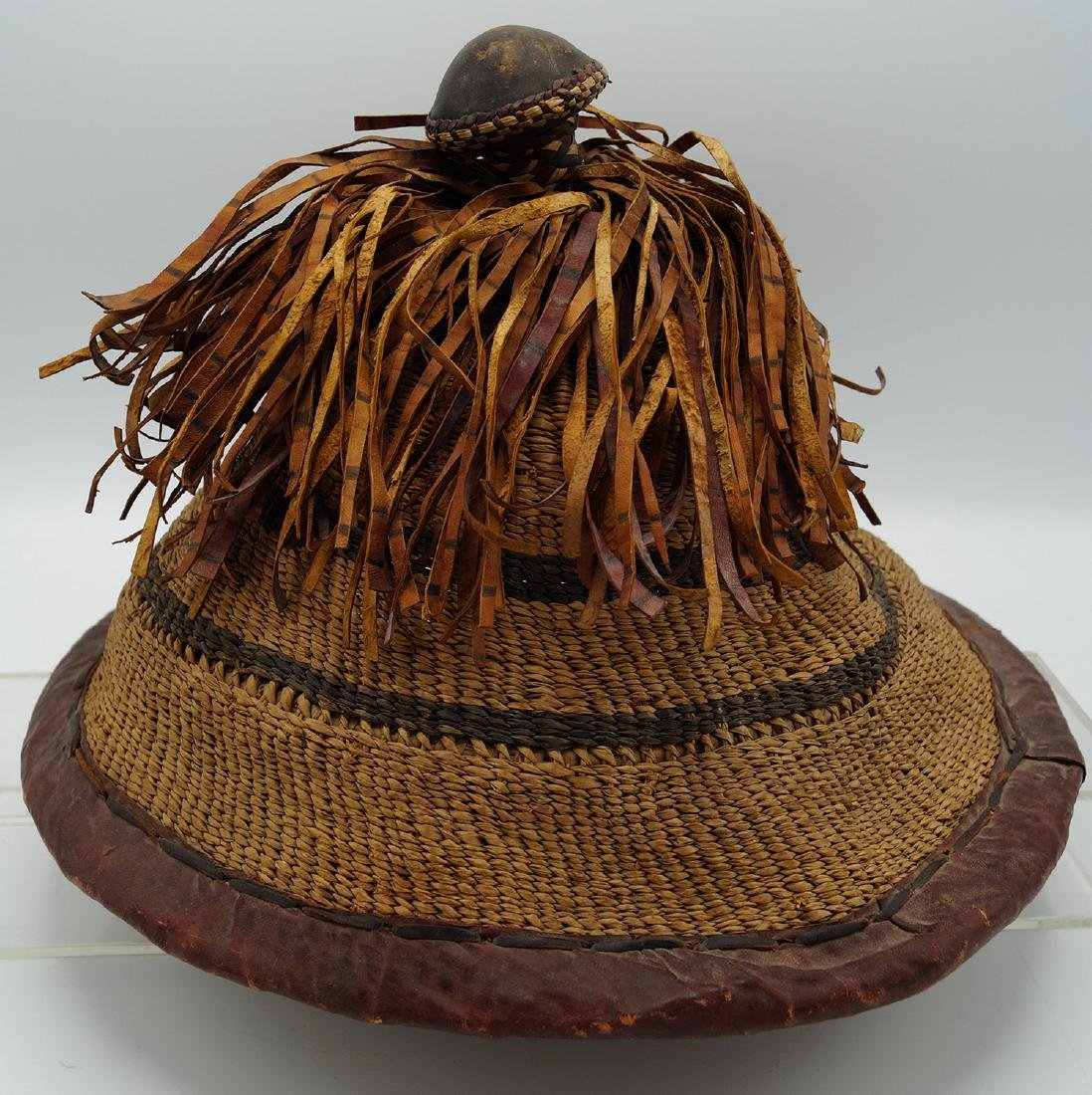 NATIVE AMERICAN HAT - 5