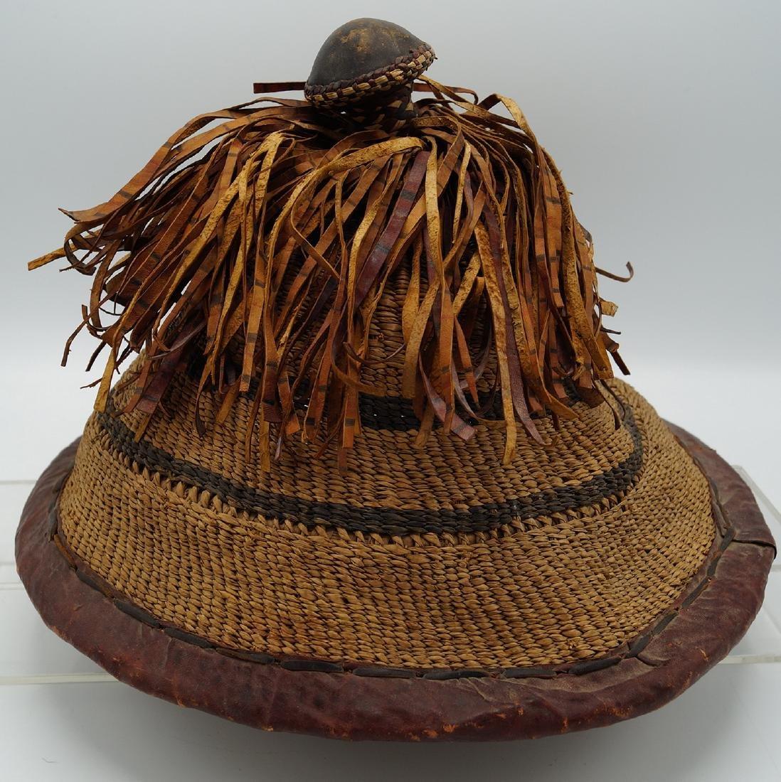 NATIVE AMERICAN HAT - 5
