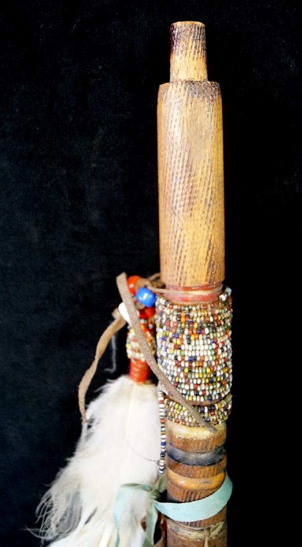 AMERICAN INDIAN PEACE PIPE - 5
