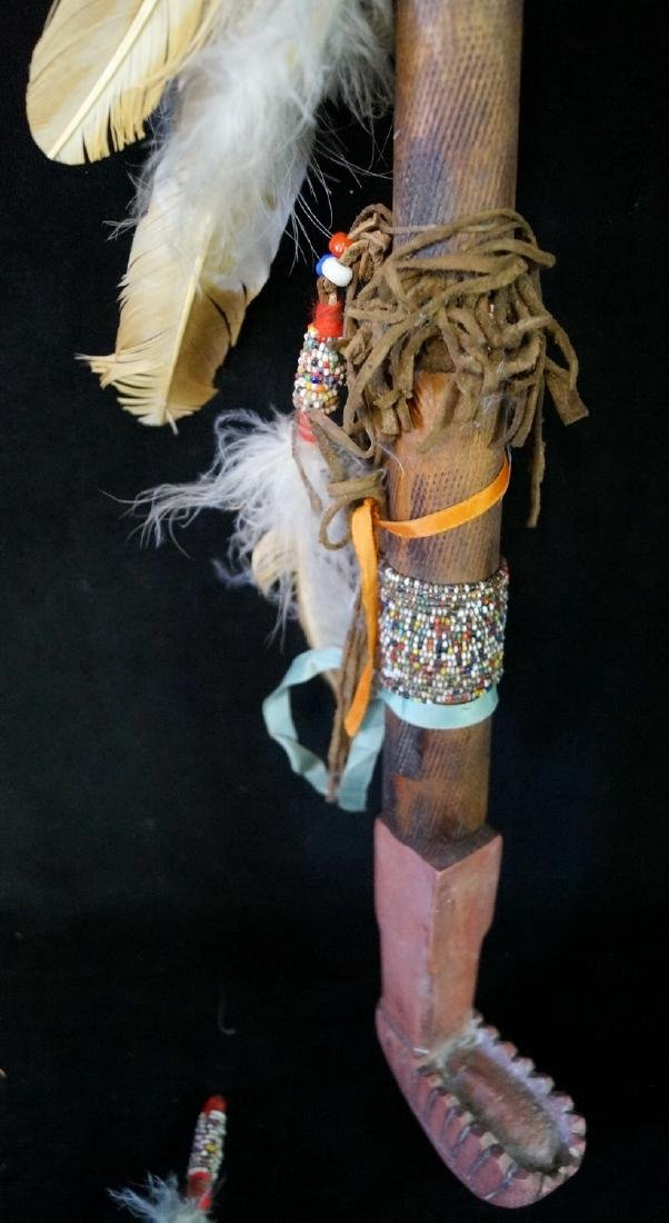 AMERICAN INDIAN PEACE PIPE - 6