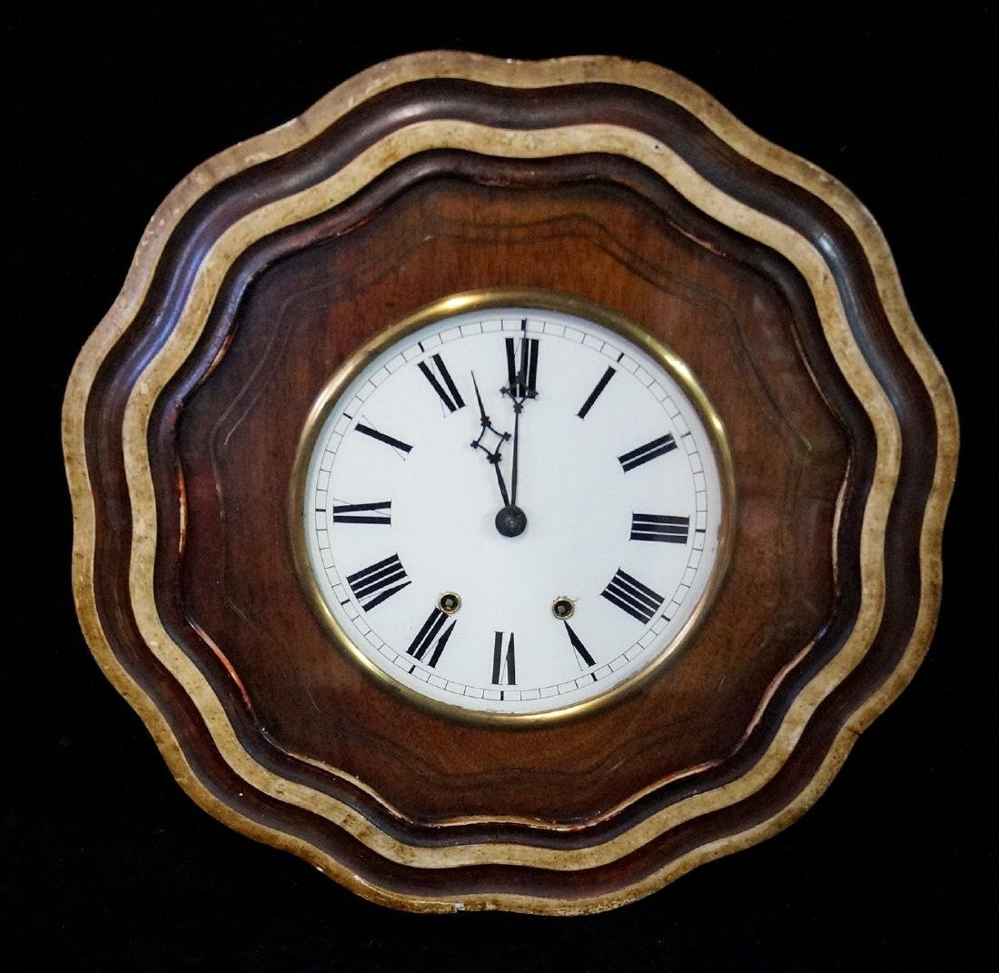 FRENCH BAKERS CLOCK