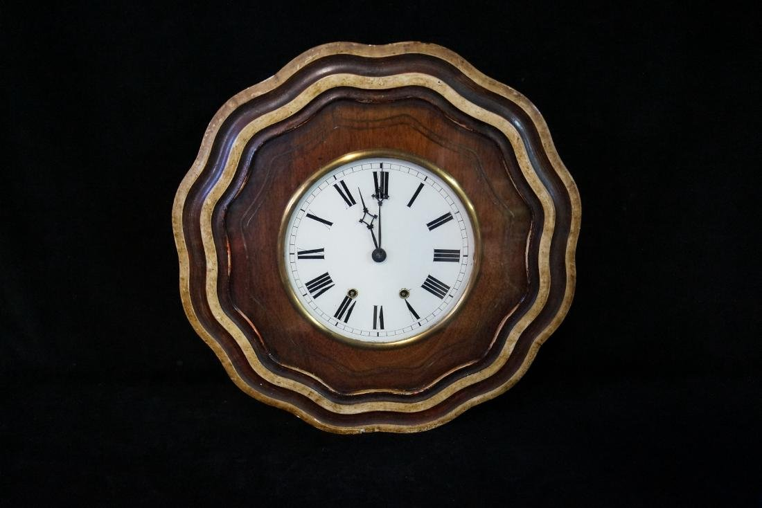 FRENCH BAKERS CLOCK - 2