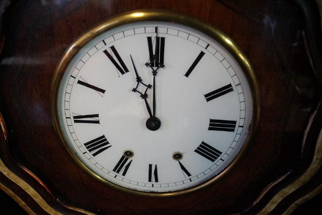FRENCH BAKERS CLOCK - 3