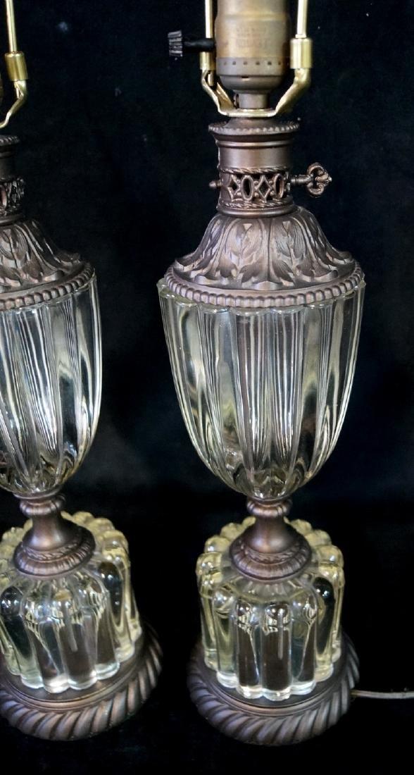 PR. CRYSTAL & METAL LAMPS - 2