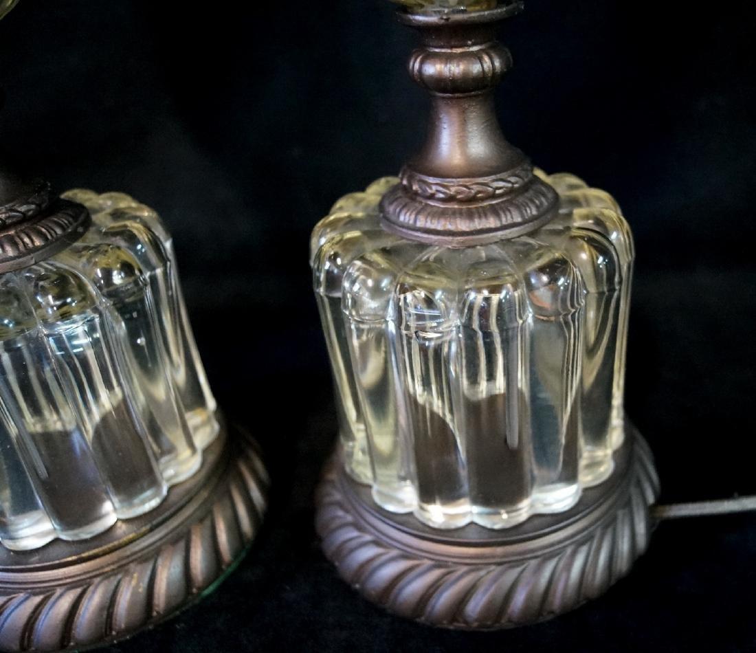 PR. CRYSTAL & METAL LAMPS - 3