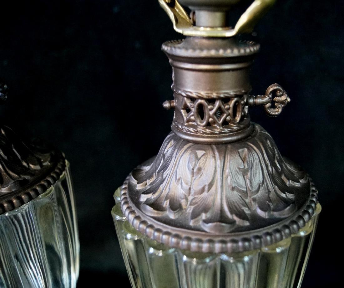 PR. CRYSTAL & METAL LAMPS - 4