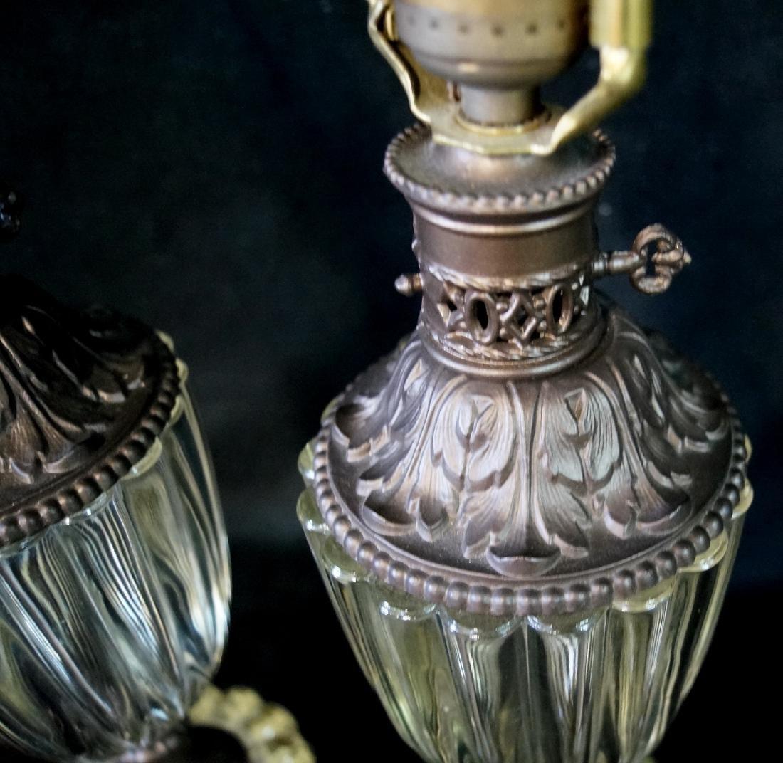 PR. CRYSTAL & METAL LAMPS - 5