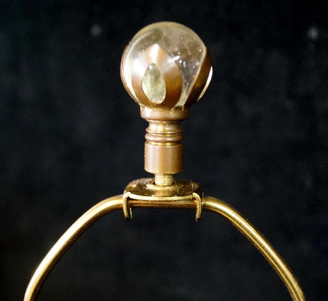 PR. CRYSTAL & METAL LAMPS - 7