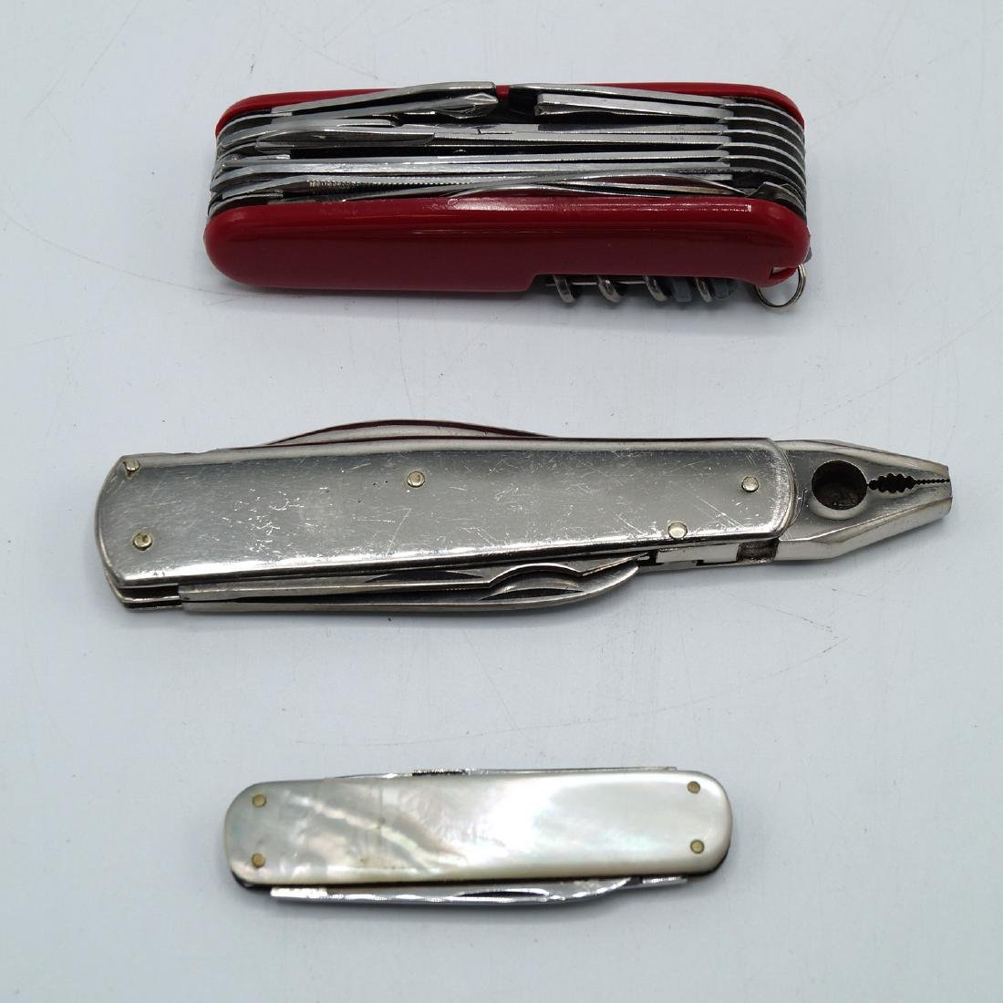 3 PEN KNIVES