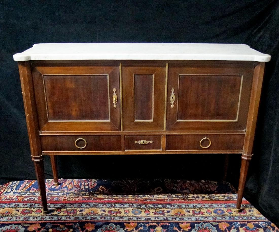 FRENCH DIRECTOIRE STYLE SERVER