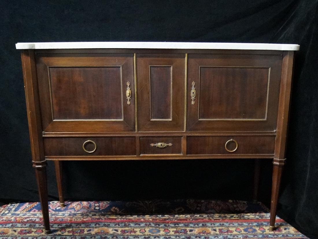 FRENCH DIRECTOIRE STYLE SERVER - 2