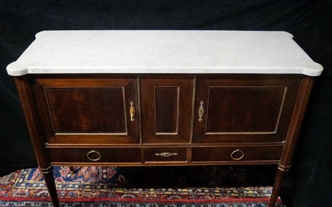 FRENCH DIRECTOIRE STYLE SERVER - 3