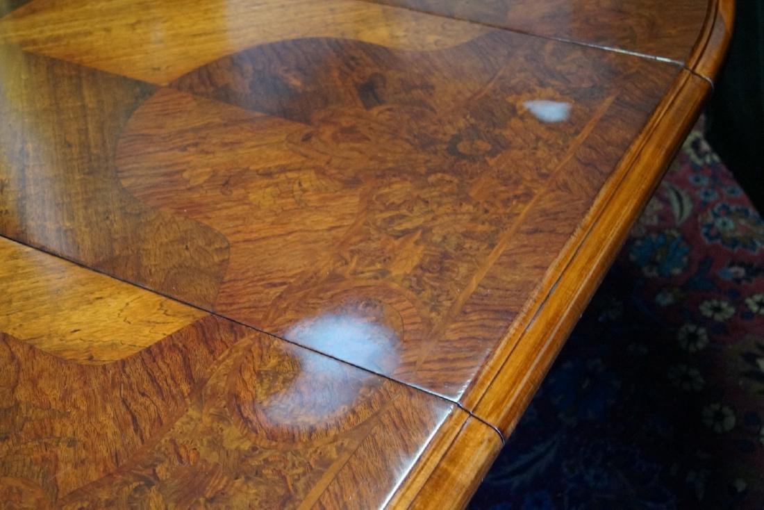 BANQUET SIZE MAHOGANY TABLE - 7