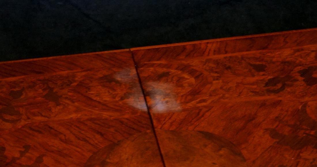 BANQUET SIZE MAHOGANY TABLE - 9