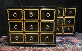 PR. DOROTHY DRAPER STAMPED HERITAGE CHESTS